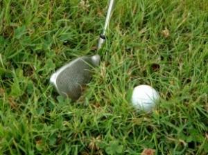 Ash's Golf stone Fire!
