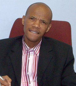 African Pastor